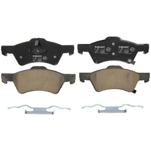 Disc Brake Pad Set Front Federated D857C