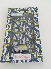 Lilly Pulitzer Blue Sailboat Phone Case For Iphone 3G/3GS
