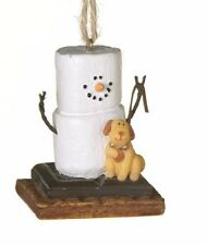 Midwest of Cannon Falls Original S'more Holding Puppy Free Ship USA