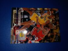 1998-99 Upper Deck Michael Jordan The Jordan Files MJ vs Kobe Bryant #147