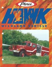 Fire Equipment Brochure - Pierce - Hawk - 4WD Wildland Vehicle (DB305)