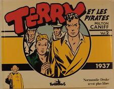 Terry et les Pirates vol 2 1937 Milton Caniff Coll Copyright Futuropolis TBE