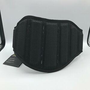 Nike Structured Lifting Belt Training Black Unisex Size Medium NEL02023MD NWT