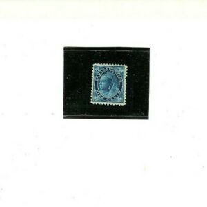 """CANADA STAMP # 70  MVLH  F-VF """"Maple Leaves in Lower Corner""""  1897-98 issue"""