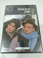 Historia de un Crimen Douglas McGrath - DVD Slim REGION 2 Nuevo