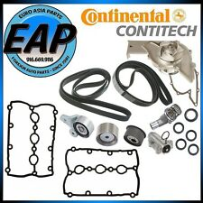 2002-2006 Audi A4 3.0L V6 CRP Timing Belt and OE Water Pump Metal Impeller Kit