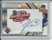10-11 Taylor Hall Panini Limited Phenoms ALL STARS PATCH Auto Rookie RC 228/299