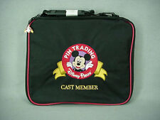 Disney Parks Cast Member Large Pin Trading Bag NEW