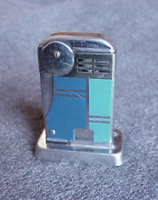1920's Art Deco WMF era Table Top or Pocket Ready Brand Lighter Made in Austria