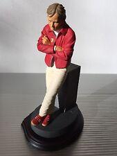 Exoto / Gilles Villeneuve / F1 Legend / Hand Painted Figurine / 1:9