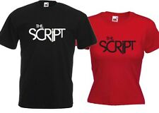 The Script T-Shirt - All Colours & Sizes Adults & Kids