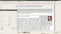 Scribus Desktop Publishing and Page Layout Software Digital Download