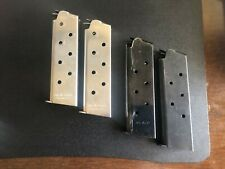 (Lot of 4) 1911 .45 ACP Magazines - Kimber /  Chip McCormick - Pre-Owned