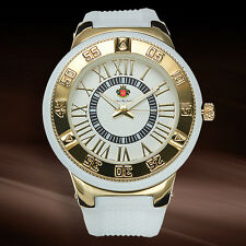 Louis Richard Bullock Mens Watch / MSRP $629.00 (AVAILABLE IN 3 COLORS)