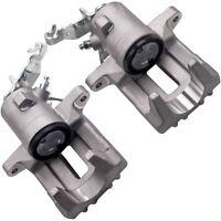 2*Hinten links - rechts Bremssattel Bremssa für AUDI für SEAT 1K0615423J /4J