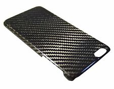 Luxury 100% Full Real Genuine Carbon Fiber Gloss Case Cover for iPhone 6s 4.7""