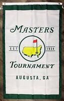 """Masters PGA Flag 3x5 ft Banner Augusta National Golf Club """"MEMBERS ONLY"""" Sports"""