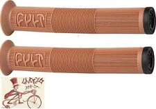 CULT BIKES DEHART V2 GUM FLANGED BMX BICYCLE SCOOTER FIXED GRIPS