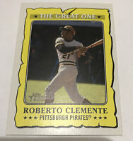 GO-14 Roberto Clemente The Great One 2021 Topps Heritage Pittsburgh PIRATES