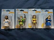 Bible Toys Real Stories of the Bible Jesus, Mary, David and Moses