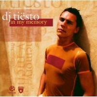 "TIESTO ""IN MY MEMORY"" 2 CD NEUF"