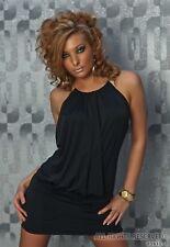 Sexy Mini Dress Halterneck Backless Bodycon Dress Evening Party Club Dress
