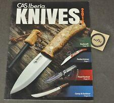 CAS Iberia Knives 2017 Catalog Wholesale Swords Knives Blades