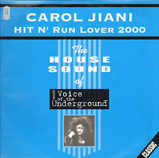 CAROL JIANI - Hit N' Run Lover 2000 - V.O.T.U.