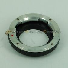 For Leica LM M Mount Lens to Nikon 1 Camera Body Adapter Ring J3 J4 J5 V2 V3 V5