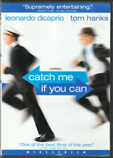 CATCH ME IF YOU CAN The MOVIE on 2 DVD of FRANK ABAGNALE a TRUE CRIME & THRILLER