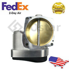 Enlarged 90mm Throttle Body For 2005-2012 Dodge Ram Jeep Hemi 5.7/6.1L/6.4L V8