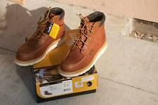 Carhartt 6-inch Steel Toe Work Boot Full Grain Leather Size 12 Mens NEW