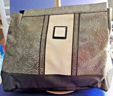 Miche Bag Shell Erin Purse Cover Olive Green Paisley Retired Large Bag NIB