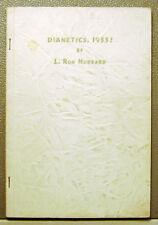 RARE L. Ron Hubbard Book Dianetics 1955!