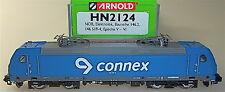 Br 146 519 4 NOB Locomotive électrique epochev VI Arnold hn2124 N 1:160 NEUF