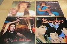 4 x 45t vinyl: Patti Layne, Jane Mas, Bandolero