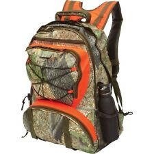 "Heavy Duty 23"" TREE CAMO BACKPACK DAY PACK Bug Out Bag Camouflage Hunting Gear"