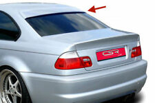 REAR GLASS SPOILER FOR BMW E46 98-07 COUPE SERIES 3 HSB011 NEW BODY KIT