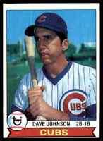 1979 Topps Set Break Mint Dave Johnson O #513