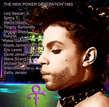 """The Artist Formerly Known As PRINCE"" at a DNA Lounge after-party in 1993, on CD"