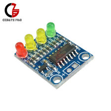 12V Battery Level Indicator 4 LED Power Supply Voltage Detection Module