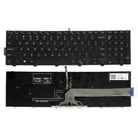 OEM Laptop Black Backlit Keyboard For Dell 15-5542 5545 5547 5555 5755 5551 US