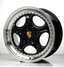 "Veloce RS Alloy wheel rim 18"" Porsche fitment Boxster, Cayman,"
