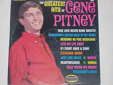 GENE PITNEY -The Greatest Hits Of Gene Pitney- LP