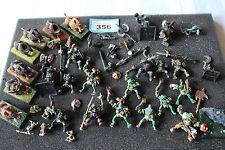Juegos taller Warhammer SAVAGE orcos Boar Boyz chicos Figuras De Metal Lote De Trabajo Ejército B