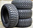 4 Tires Atlas Paraller M/T LT 36X15.50R20 Load E 10 Ply MT Mud