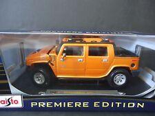Maisto Hummer H2 SUT Concept Orange 1/18
