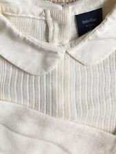 Girls Cream Peter Pan Collar Blouse Age 2 Baby GAP