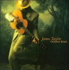 October Road by James Taylor (Vocals) (CD, Apr-2010, Columbia (USA))