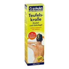 ZIRKULIN Teufelskralle Muskel-u.Gelenkgel 125ml PZN 00373296